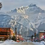 Paisagem Banff 9
